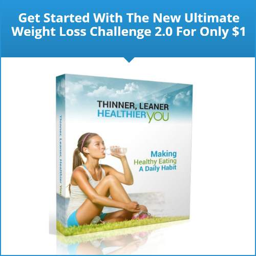 Ultimate 30 Day Weight Loss Challenge