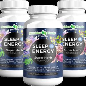 Sleep and Energy