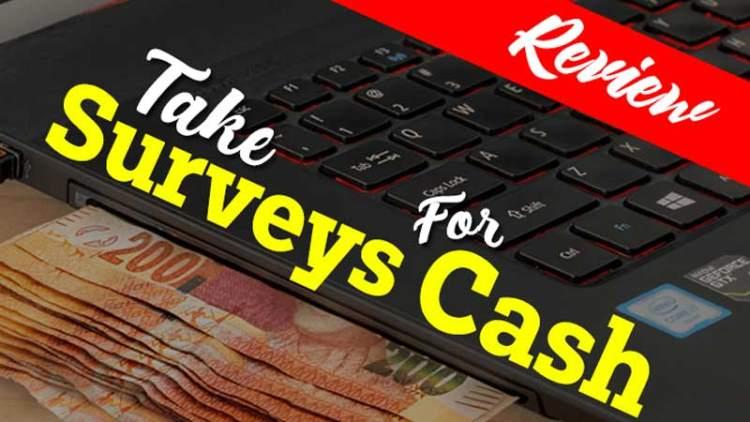 Surveys for Cash