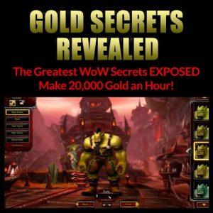 World of Warcraft Secret Gold Guide