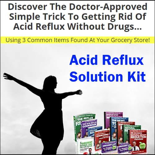 Acid Reflux Solution Kit