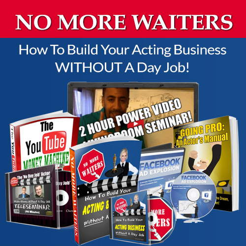 No More Waiters - Acting