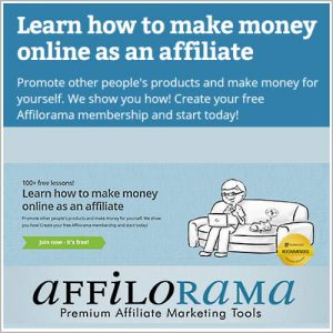 Affilorama Affiliate Training