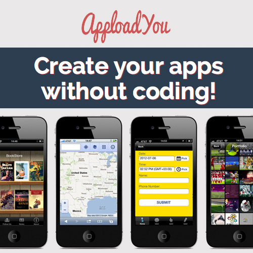 Create Apps Without Coding With ApploadYou | Clickbank Report Card