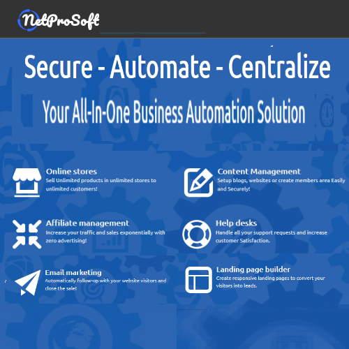 Website Automation Center