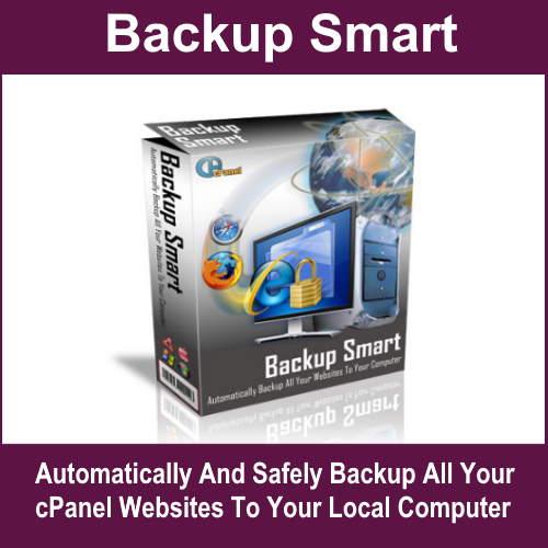 Backup Smart