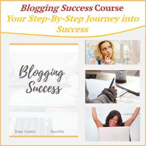 Blogging Success Course