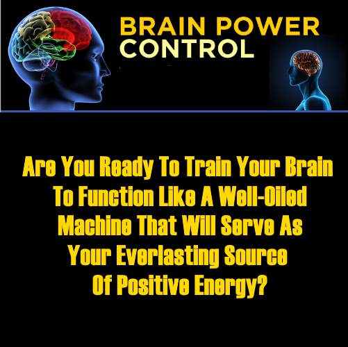Brain Power Control