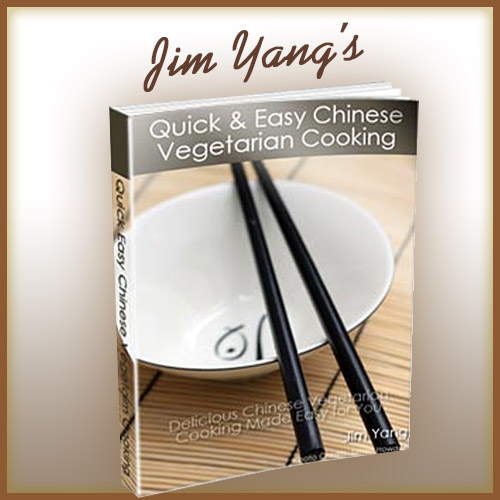 Quick & Easy Chinese Vegetarian Cooking