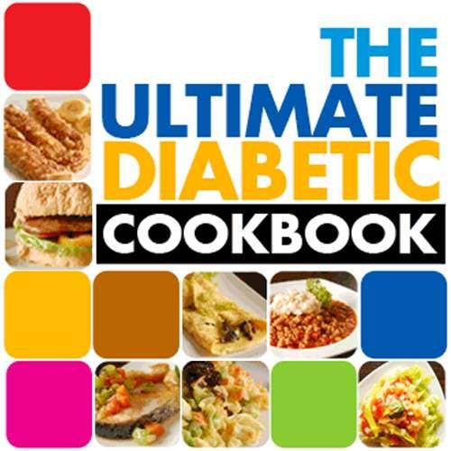Ultimate Diabetic Cookbook