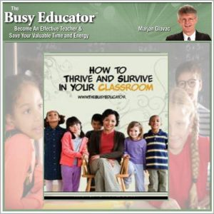 The Busy Educator