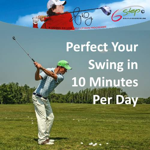The 6 Step Golf Lesson