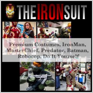 Create Your Own Ironman Suit