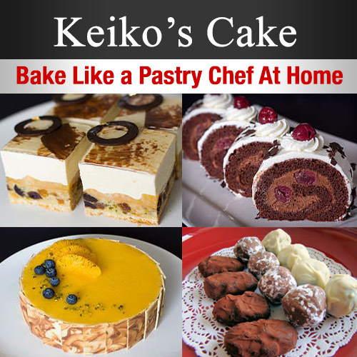 Keikos Cake Baking