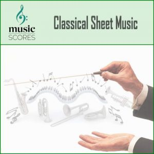 Music Score Classical Sheet Music