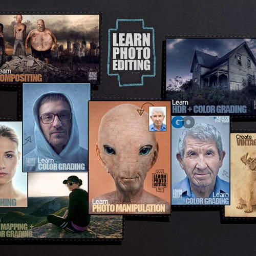 Learn Photo Editing