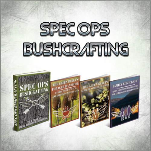 Spec Ops Bushcrafting