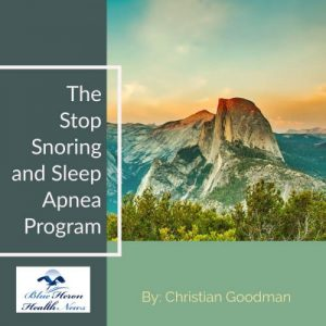 Stop Snoring and Sleep Apnea Program