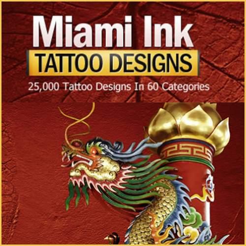 25000 Tattoo Designs