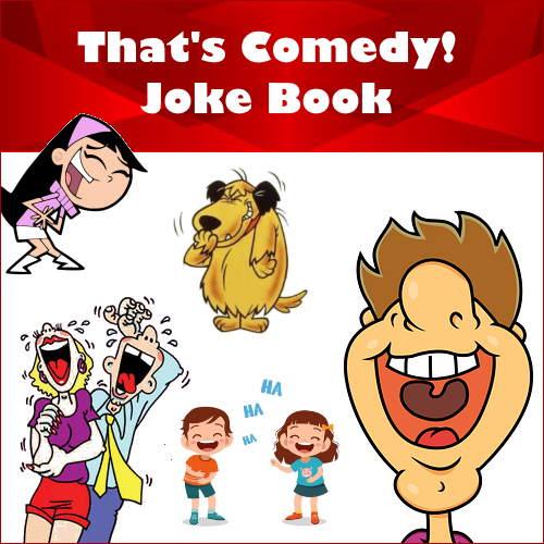 That's Comedy! Joke Book