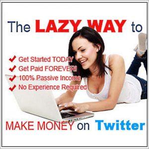 Passive Twitter Income