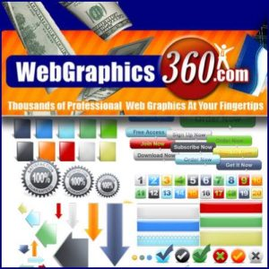 Web Graphics Package
