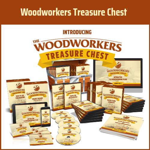Woodworker's Treasure Chest