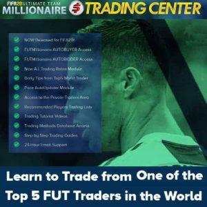 FIFA 20 FUT Millionaire Trading Center