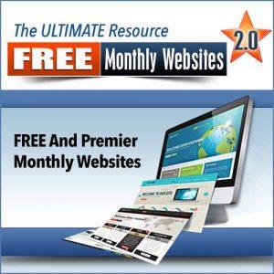 Free Monthly Websites