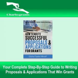 How to Write Successful Proposals and Applications for Grants