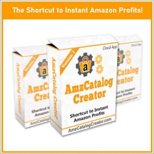 Amazon Affiliate Catalog Creator