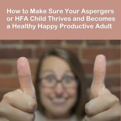 Parenting Children With Asperger's
