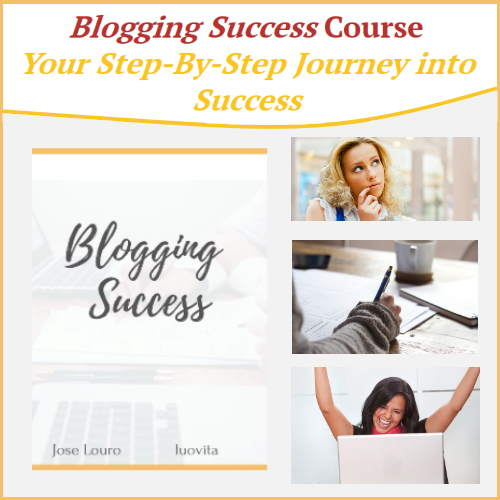 Blogging Success Course