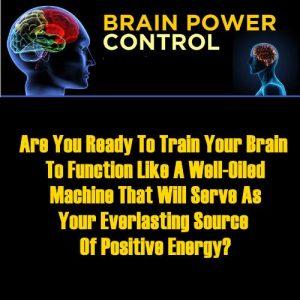 Brain Power Control