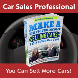 Car Sales Professional