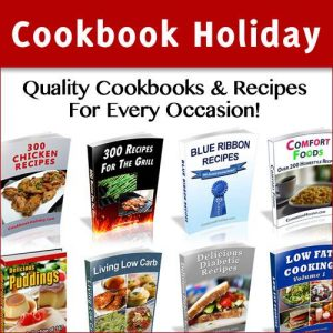 Cookbook Holiday