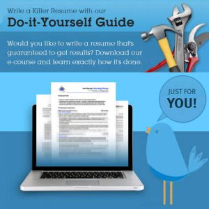 Blue Sky Guide to Resume Writing