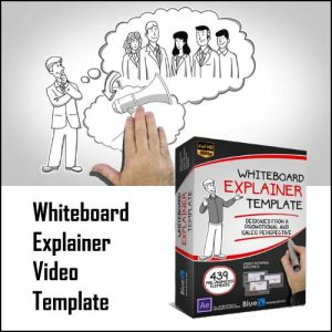 Whiteboard Explainer Video Template