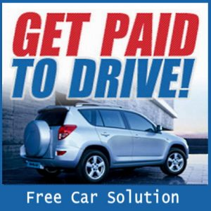 Get Paid to Drive