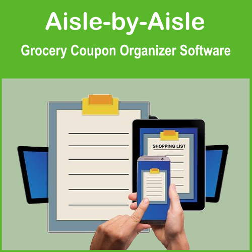 Grocery List Software