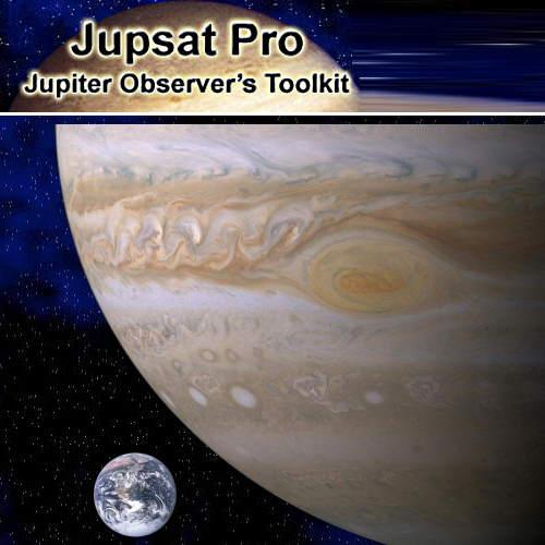 JustSatPro Jupiter Observer's Software Toolkit