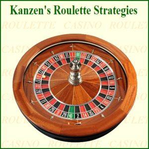Kanzen's Roulette Strategies
