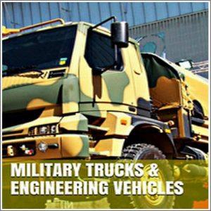 Military Trucks and Engineering Vehicles
