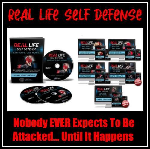 Real Life Self Defense