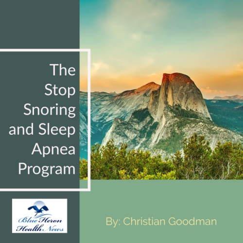 Stop Snoring and Sleep Apnea Program