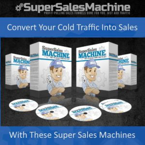 Super Sales Machine