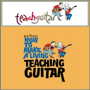 Teach Guitar For A Living
