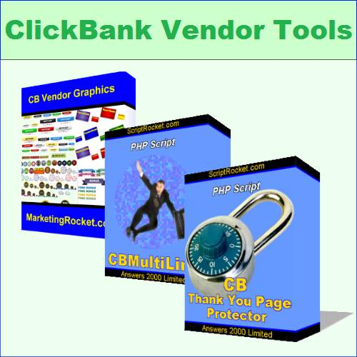 ClickBank Vendor Tools