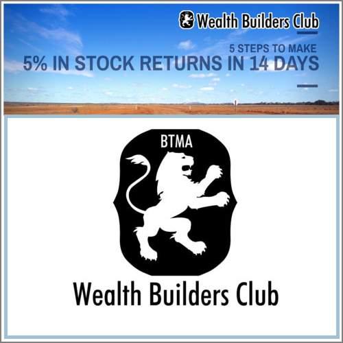 Wealth Builders Club BTMA