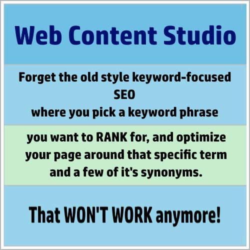 Web Content Studio